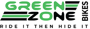 Green Zone Bikes Logo